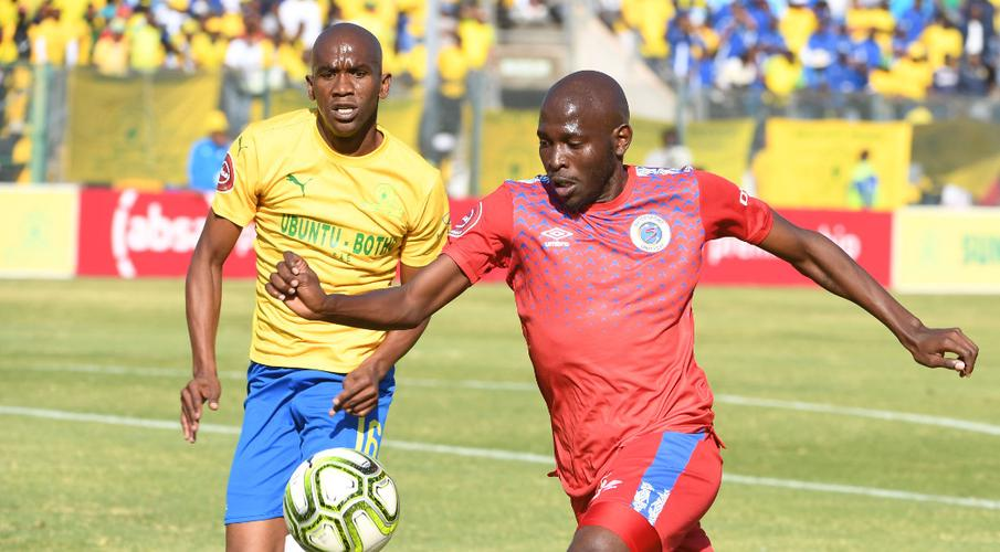 Modiba set to miss Pirates clash