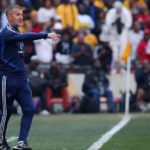 Milutin Sredojevic , coach of Orlando Pirates