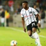 Thabiso Monyane of Orlando Pirates