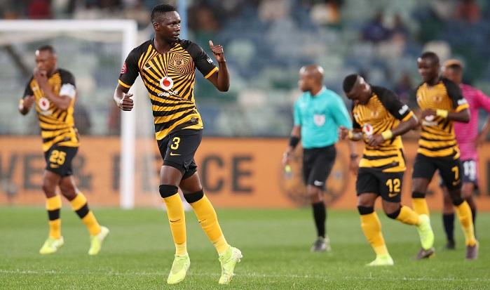 Eric Mathoho of Kaizer Chiefs