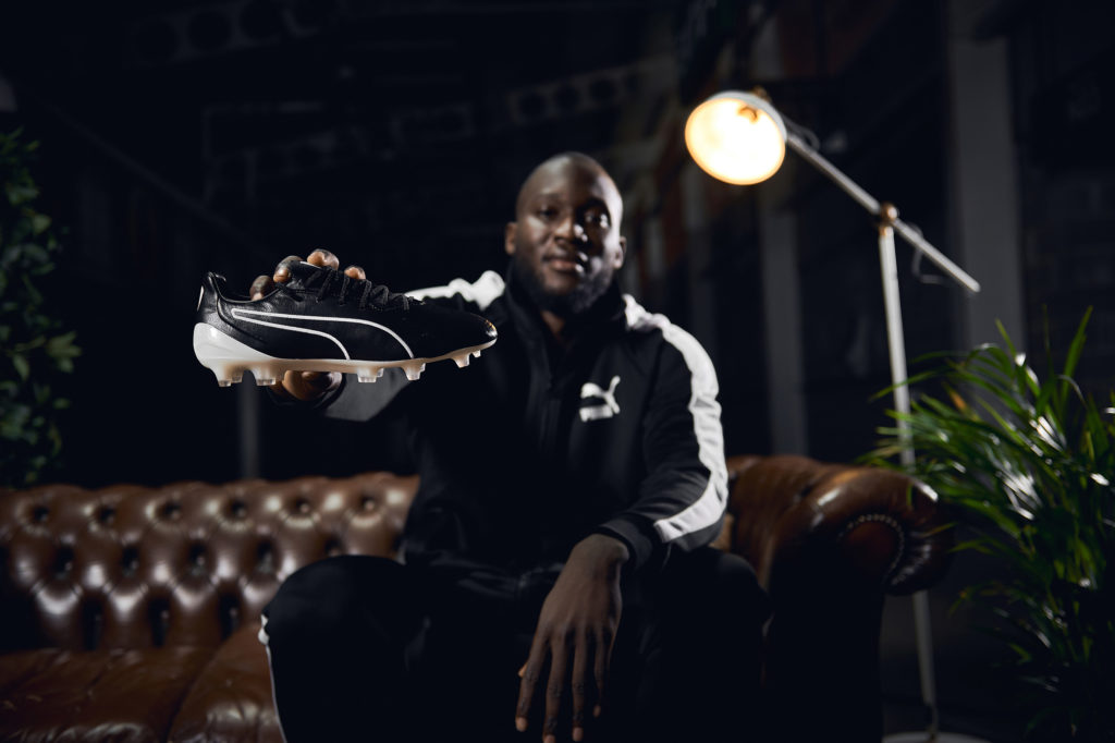 PUMA launches special boots in recognition of Lukaku
