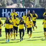 Watch: Chiefs prepare for Leopards clash