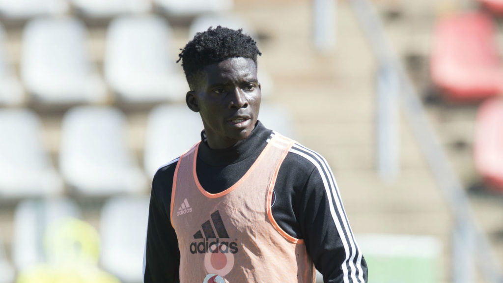 Pirates winger bags top award in Zambia