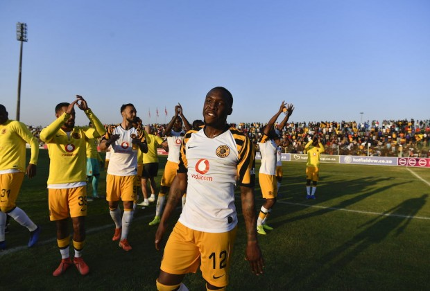 George Maluleka of Kaizer Chiefs