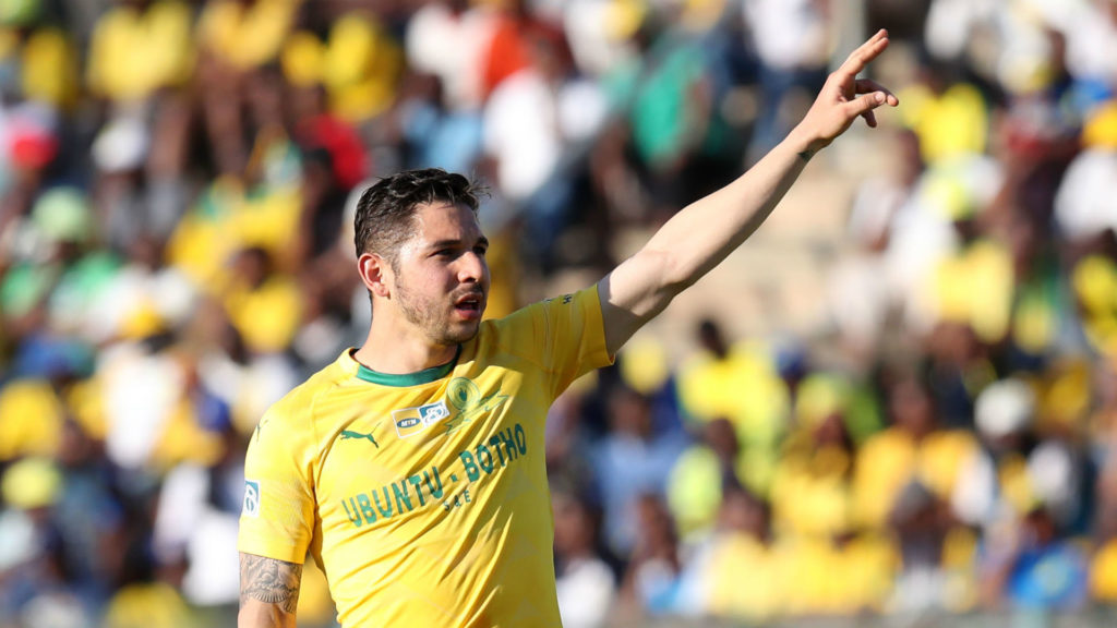 Pitso: Meza shows that he deserves a chance