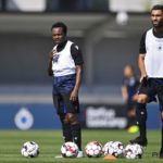 Clement explains Tau's exclusion against Galatasaray