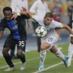Percy Tau of Club Brugge