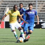 Sundowns clinch crucial away goal in MTN8 semis