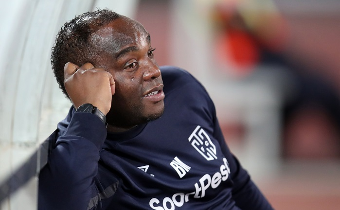 PSL write to Benni McCarthy, coach of Cape Town City