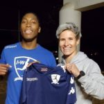 Olympic champions Semenya begins football career in SA