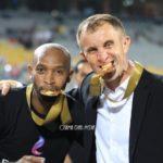 Sredojevic wins first trophy with Zamalek