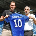 Brockie: I just want to play football again