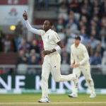 Rabada on Archer