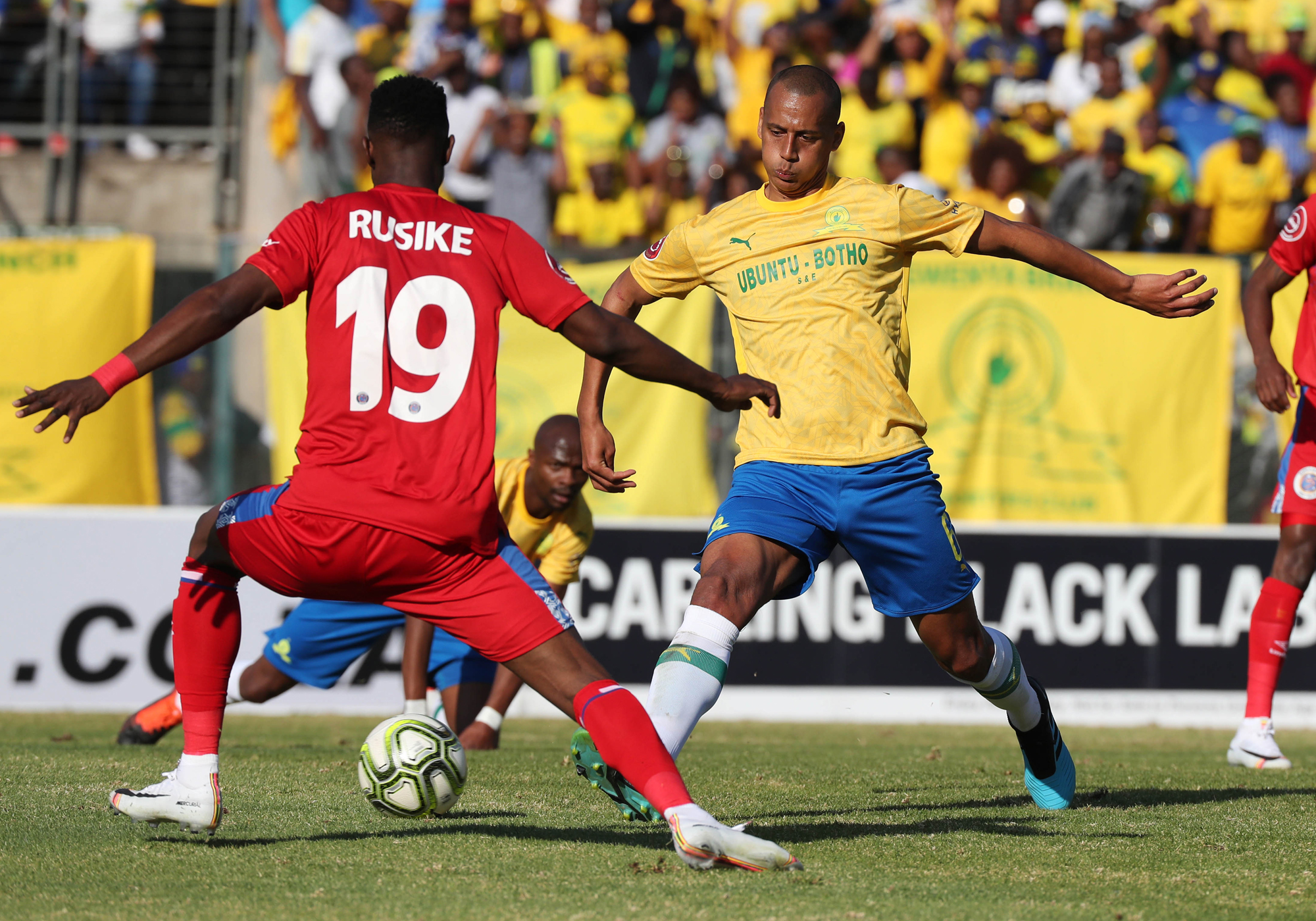 Arendse: We know what we are up against