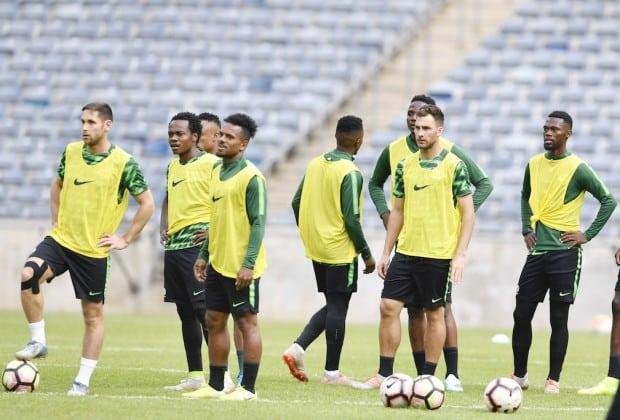 Bafana drop one spot in Fifa rankings