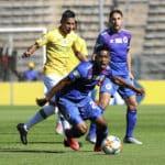 Sipho Mbule of Supersport United