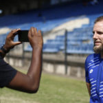 Brockie not eligible to play against Sundowns