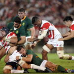 Springboks can't afford to look beyond Japan