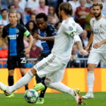 Watch: Tau's superb assist against Real Madrid