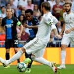 Potter hints striker Percy Tau could make Brighton debut at Newport