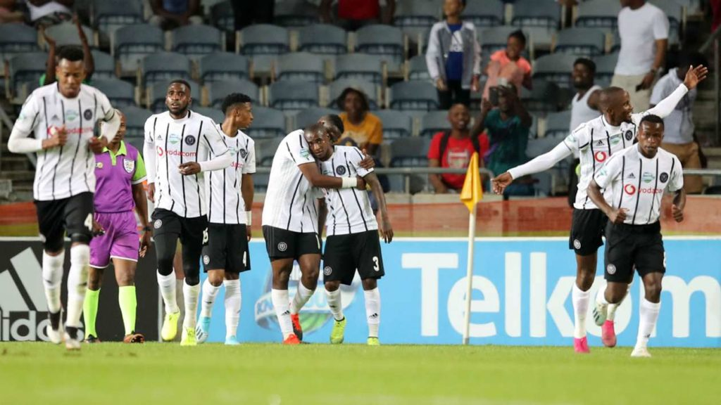 Pirates edge Stellenbosch to reach TKO quarters