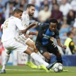 Real complete comeback on Tau's UCL debut