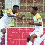 Sundowns up to third with Leopards win