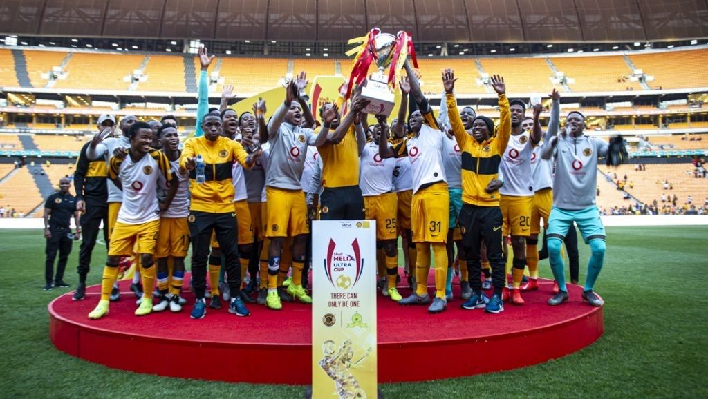 Chiefs humble Sundowns to clinch Shell Helix Cup