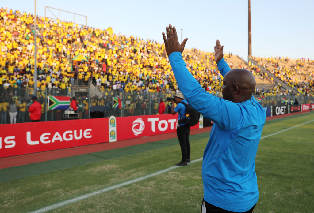 Pitso: We are getting our confidence back