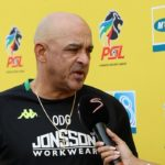 Owen Da Gama, coach of Highlands Park
