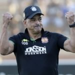 Owen Da Gama, head coach of Highlands Park