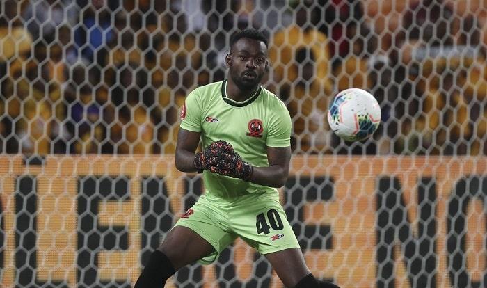 Cyril Chibwe of Polokwane City