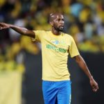 Mosa Lebusa of Mamelodi Sundowns