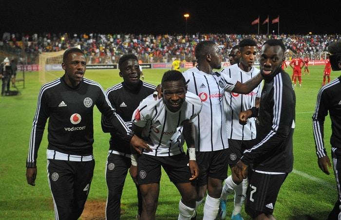 Tshegofatso Mabasa of Orlando Pirates
