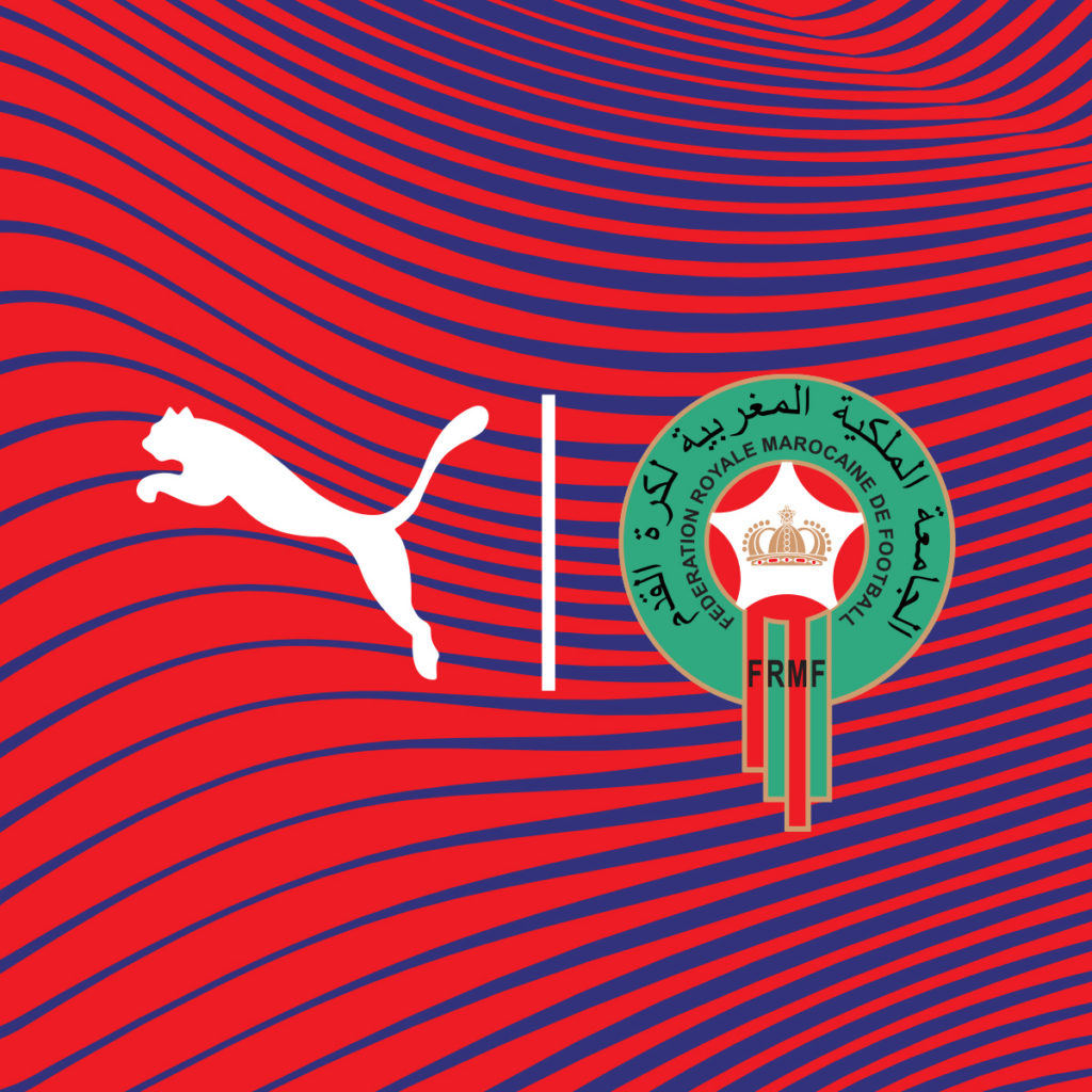 PUMA partners with the Moroccan Football Federation