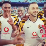 Watch: Nurkovic celebrates with teammate after Chiefs win