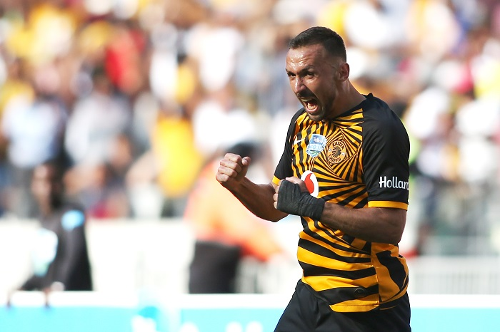 Samir Nurkovic of Kaizer Chiefs