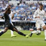 Tau reflects on UCL debut against Madrid