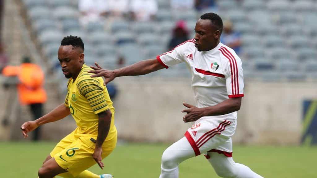 Phiri hands Bafana victory over Sudan