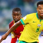 Zungu returns to training without any pain