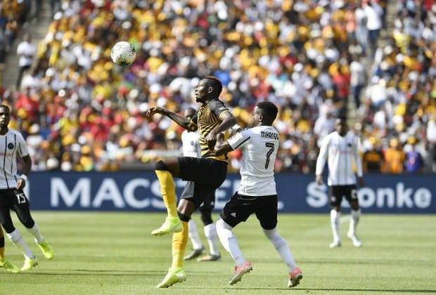 Mathoho sees red as Chiefs edge Pirates