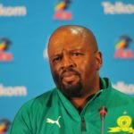 Manqoba Mnqgithi assistant coach of Mamelodi Sundowns
