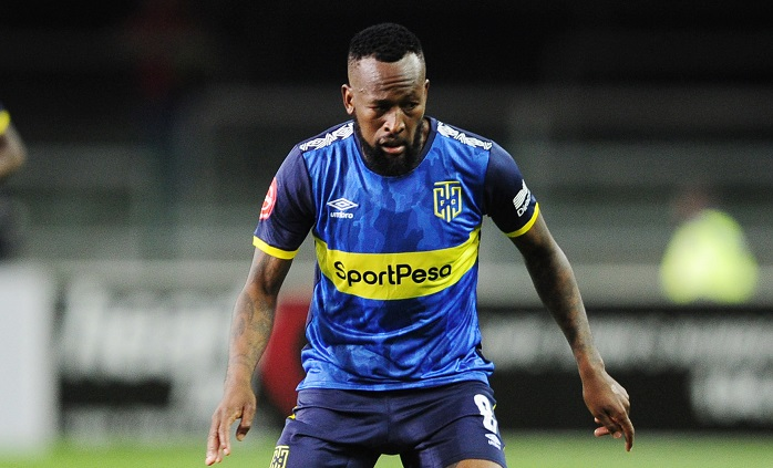 Mpho Makola of Cape Town City