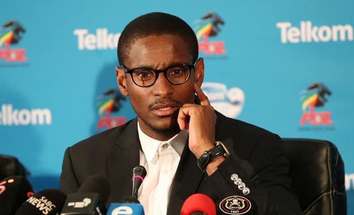 Rhulani Mokwena, coach of Orlando Pirates