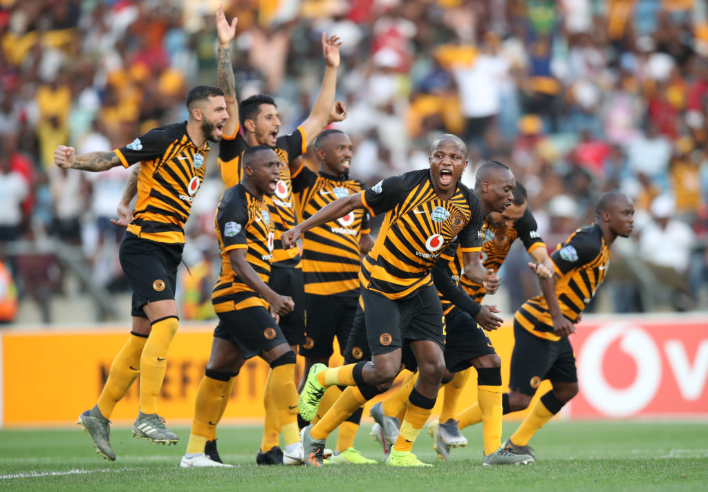 In pictures: Chiefs claim bragging rights in Soweto derby