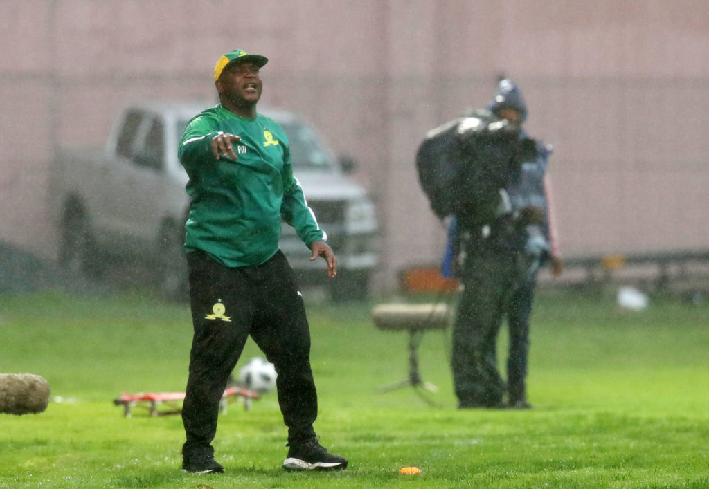 Pitso: It's always a tough game against CT City