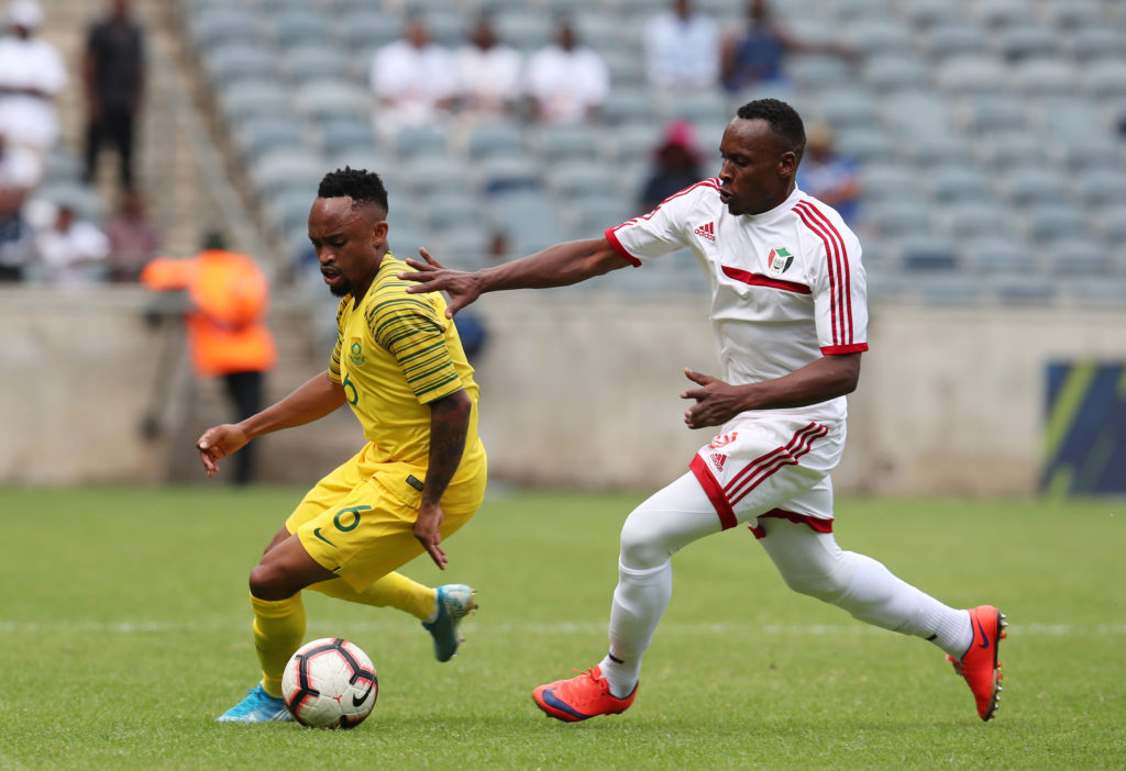 Phiri: I need to build on this performance