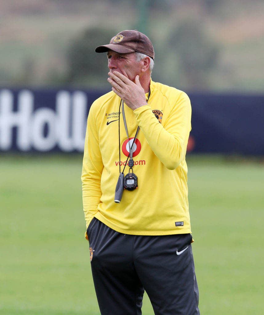 Middendorp: We didn't meet the expectations