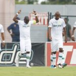 10-man Sundowns through to TKO final