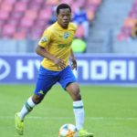 Sphelele Mkhulise of Mamelodi Sundowns